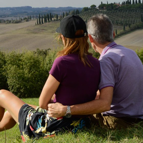 Our time in Tuscany in 2018