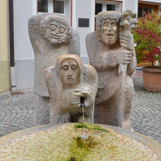 German sculpture in Bavaria